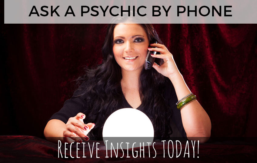 ask a psychic by phone